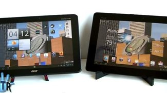 Vergleich: Acer Iconia Tab A510 vs. Asus Transformer Pad Prime (Video)