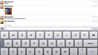 Gerücht: Facebook-Messenger für das iPad