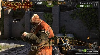 Renaissance Blood THD für Tablets mit Tegra 3 erhältlich