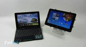 Asus Transformer Pad TF300 vs Acer Iconia Tab A510 - deutscher Vergleich (Video + Bilder)