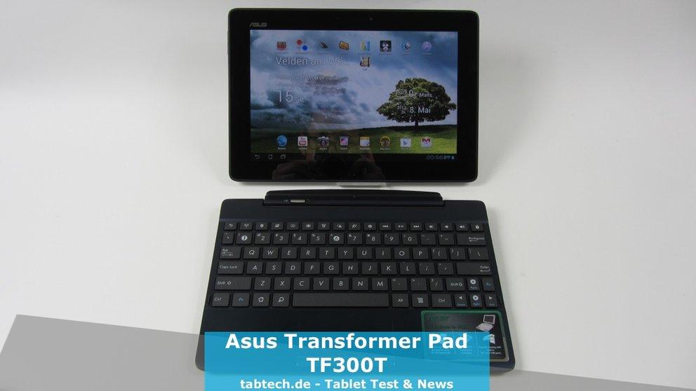Asus Transformer Pad TF300T Android 4.2 Update wird im März ausgerollt - Update: Rollout in den USA startet heute