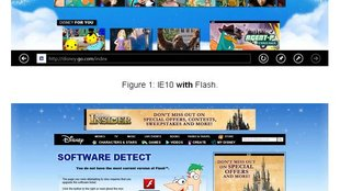 Windows 8: Internet Explorer 10 soll samt Flash erscheinen