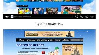 Windows 8: Internet Explorer 10 soll samt Flash erscheinen