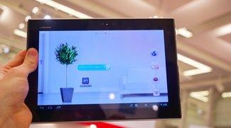 Panasonic Eluga Live Tablet offiziell vorgestellt - Hands On Video