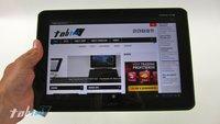 Acer Iconia Tab A700 Test - Full HD Display in altem Gewand
