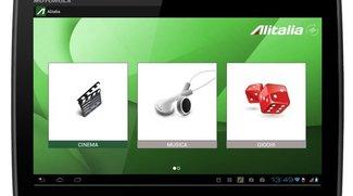 Alitalia nutzt Motorola Xoom 2 in Flugzeugen zur Unterhaltung