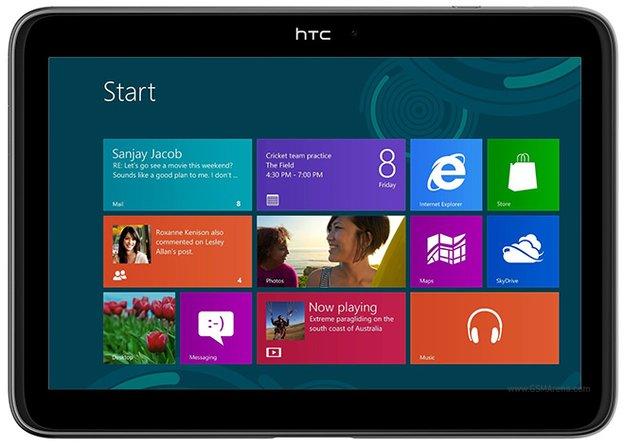 Windows 8: Keine Tablet-Lizenz für HTC!