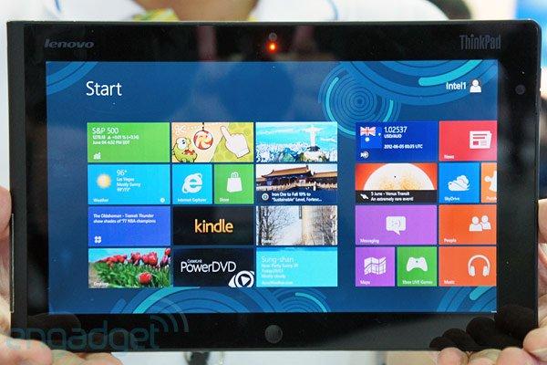Lenovo: Windows RT Tablets für 300 Dollar möglich