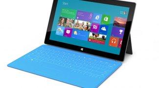 Video: Microsoft lässt Surface Tablet aus Schreibtischhöhe fallen