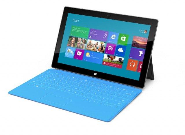 Microsoft Surface Tablet wird am 26. Oktober um Mitternacht erscheinen