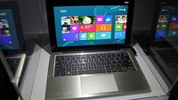 ASUS präsentiert Convertible Notebooks mit Windows 8 in verschiedenen Größen