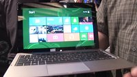 Asus Tablet 810: 8,7mm dünner Intel Atom Transformer mit 11,6 Zoll Super IPS + und Windows 8 - Videos