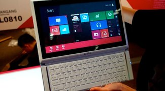 Slider S20: MSI zeigt Slider-Tablet mit Windows 8