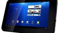 HANNSpad SN70T3: Günstiges 7-Zoll-Tablet erhältlich
