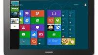 Huawei MediaPad 10 FHD könnte tatsächlich als Windows 8 Tablet erscheinen
