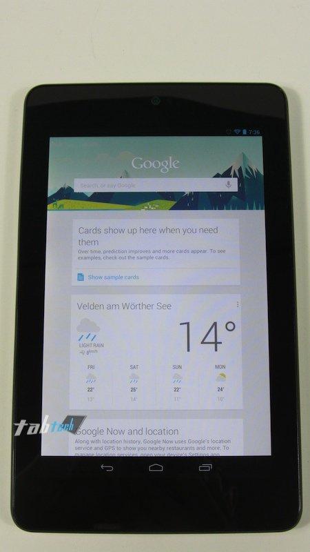 Das 99 Dollar Google Nexus Tablet soll noch 2012 erscheinen