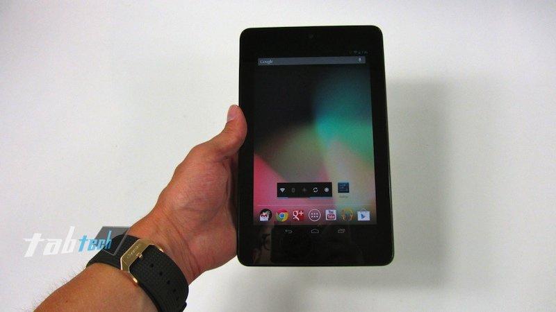 Neues Nexus 7 beteiligt sich nicht am Preisdumping - Marktstart im Juli