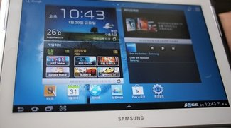 Samsung Galaxy Note 10.1: Erstes 2-GB-Android-Tablet