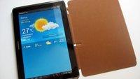 Samsung Galaxy Note 10.1: Erstes Review aus Italien