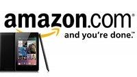 Amazon gegen Verkauf des Nexus 7 - wegen Kindle Fire