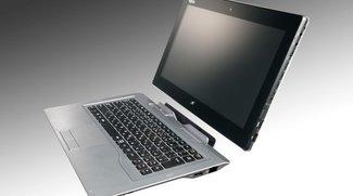 Fujitsu Stylistic Q702 mit Tastatur Dock für den Business-Einsatz vorgestellt