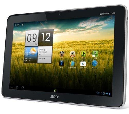 Acer Iconia Tab A210: Für 329 Euro samt Tegra 3 erhältlich - Update: bei Amazon für nur noch 299€ gelistet