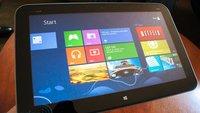 Windows 8 Convertible Tablet HP Envy X2 erscheint offenbar auch erst 2013