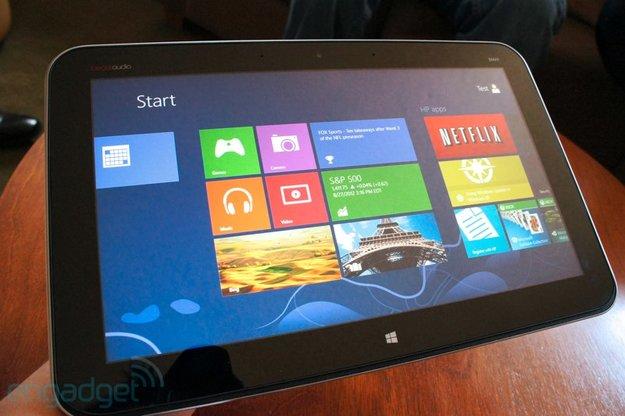 HP Envy X2 Convertible samt Windows 8 erscheint im November für $850