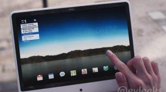Riskiert HTC tatsächlich ein neues Tablet im Style des Apple iMac?