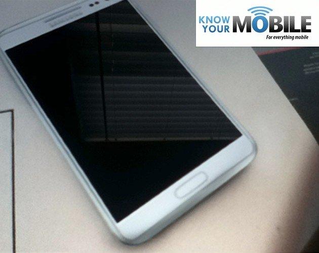 Samsung Galaxy Note 2: Das nächste Foto - Update: Wieder einmal Fake