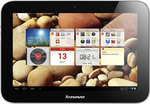 Lenovo IdeaTab A2109A erhält Update auf Android 4.1.1 Jelly Bean