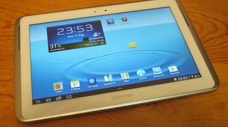 Samsung Galaxy Note 10.1: Jede Menge weiteres Material