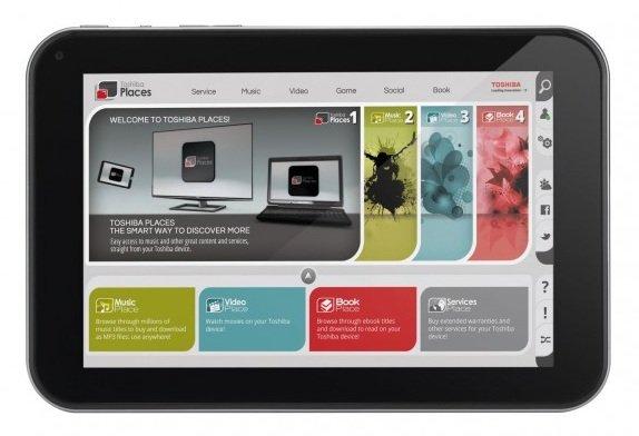 Toshiba AT270 bereits jetzt in Deutschland verfügbar