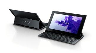 Sony VAIO DUO 11: Fusion aus Ultrabook und Tablet vorgestellt (Bilder + Video)