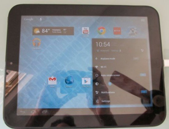 HP: High End Android-Tablet mit Nvidia Tegra 4 im Anmarsch?