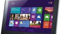 Samsung Ativ Tab samt Windows RT in England für 688 Euro aufgetaucht