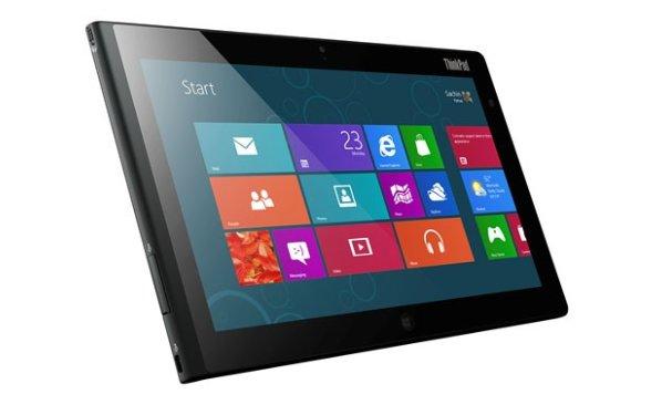 Lenovo ThinkPad Tablet 2 mit Windows 8 offiziell vorgestellt