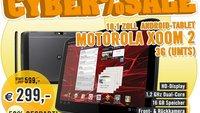 Deal: Motorola Xoom 2 3G 16GB um nur 299€