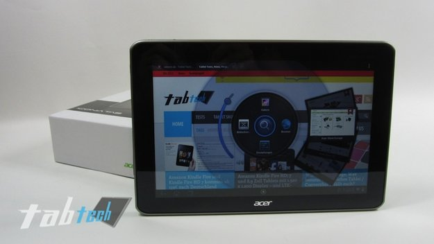 Acer Iconia Tab A210 Test - Günstiges Einsteiger-Tablet mit Power