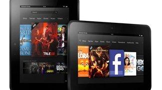 Amazon Kindle Fire HD: Locked Bootloader und erster Falltest