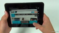 Amazon Kindle Fire HD Unboxing und Kurztest