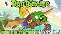Bad Piggies stürmt die Charts bei iTunes