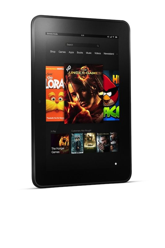 Amazon Kindle Fire HD 8.9 im Unboxing-Video
