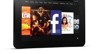 Amazon Kindle Fire HD: 7 und 8,9 Zoll Tablets mit 1.920 x 1.200 Display - und LTE-Version ab $199