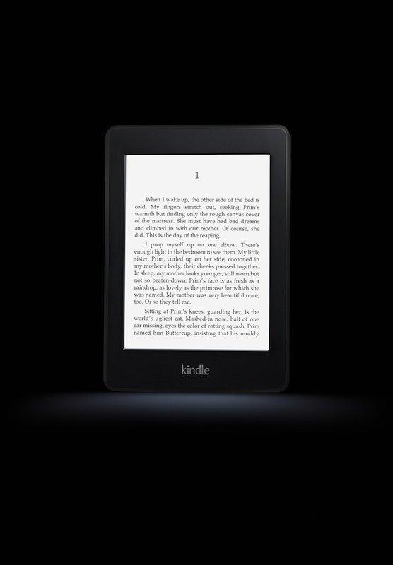 Amazon Kindle Paperwhite präsentiert