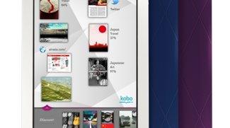 Kobo Arc: 7 Zoll Tablet in Frankreich erschienen, in Deutschland nur teuer vorbestellbar