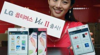 LG Optimus Vu 2 offiziell vorgestellt