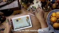 Sponsored Video: Schade, dass die großen Künstler kein Samsung Galaxy Note 10.1 hatten