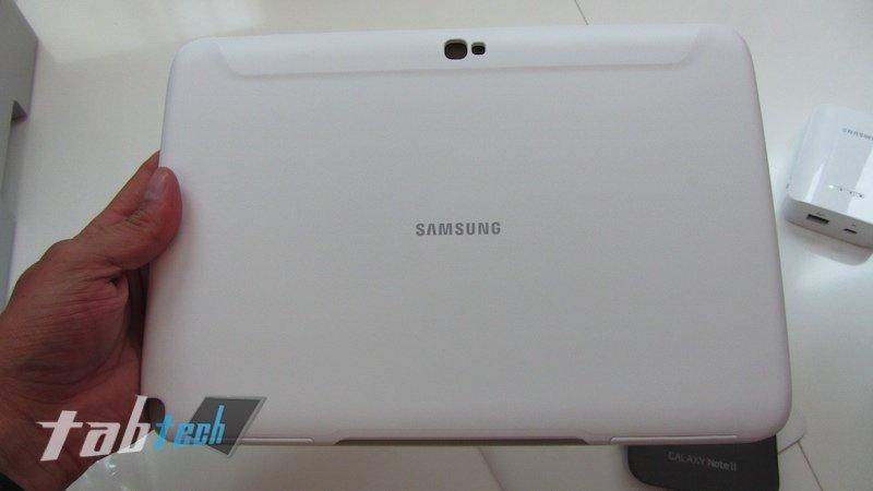 Samsung Galaxy Tab 3 10.1 mit Intel Atom Z2560 Clover Trail+ Prozessor gesichtet