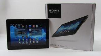 Sony Xperia Tablet S Android 4.1.1 Update wird in Deutschland ausgerollt